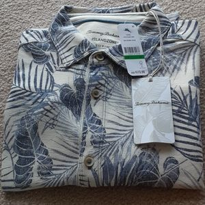 Tommy Bahama Men's Camp Shirt